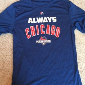 Men's small Chicago 2015 dri fit shirt